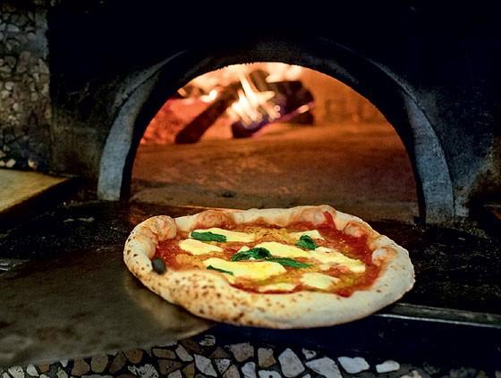Пицца «Маргарита» по оригинальному неаполитанскому рецепту
