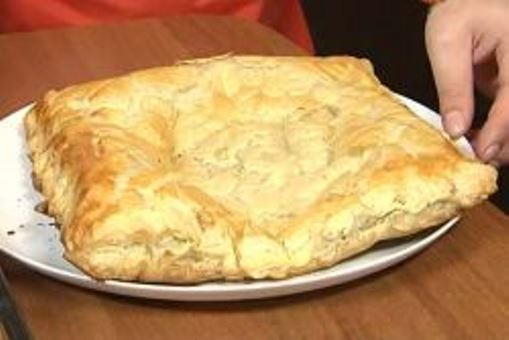 Сладкий Кавказский Пирог