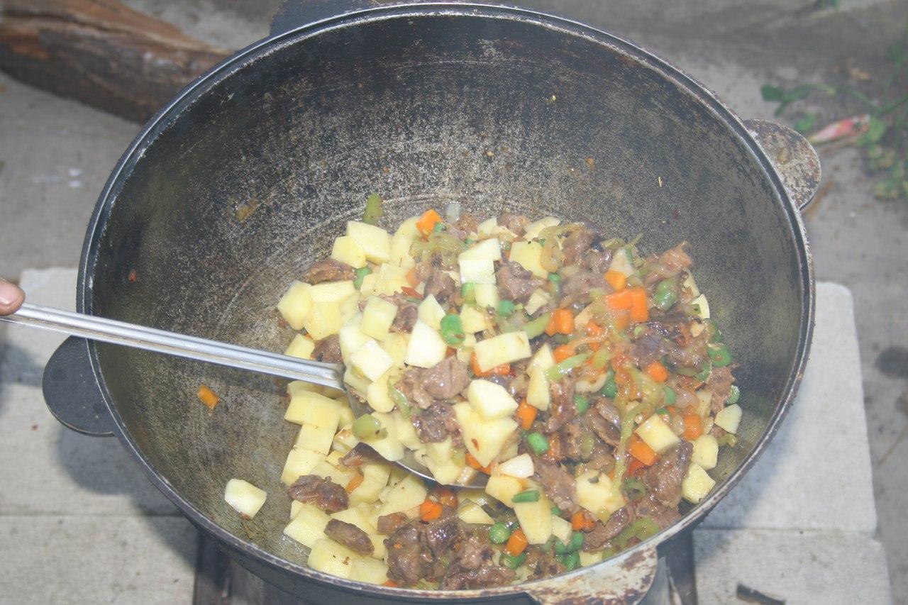 Как вкусно приготовить лагман пошаговый рецепт
