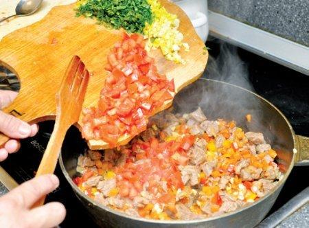 Рецепт лагмана из говядины рецепт