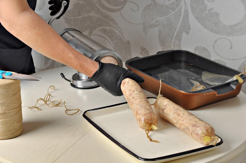 Рецепты для ветчинницы с фото. Как приготовить мясные 58