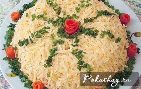 Вкусные салаты с фотографиями к празднику