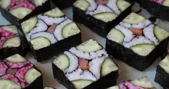 Как сделать суши в домашних условиях рецепт с фото