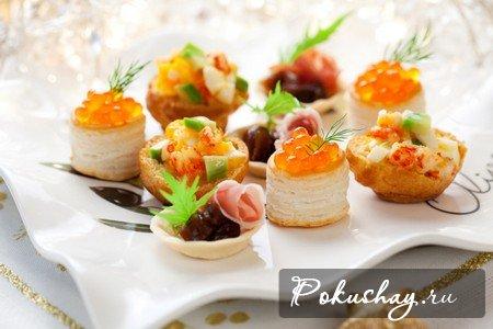 Новогодние блюда закуски и т.д.с фото