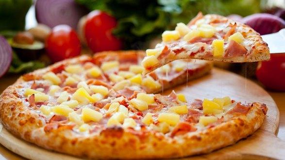 Пицца «Гавайская»