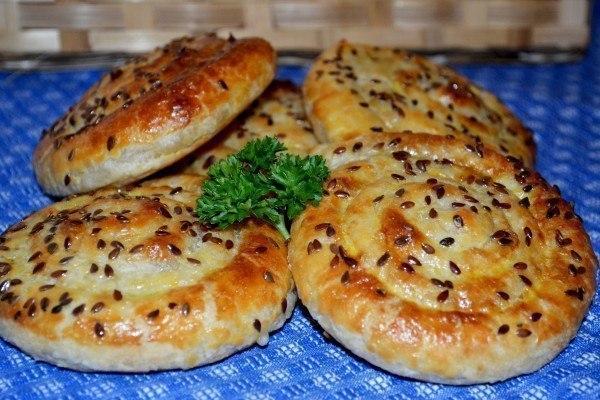 Сырные улитки (Фото)