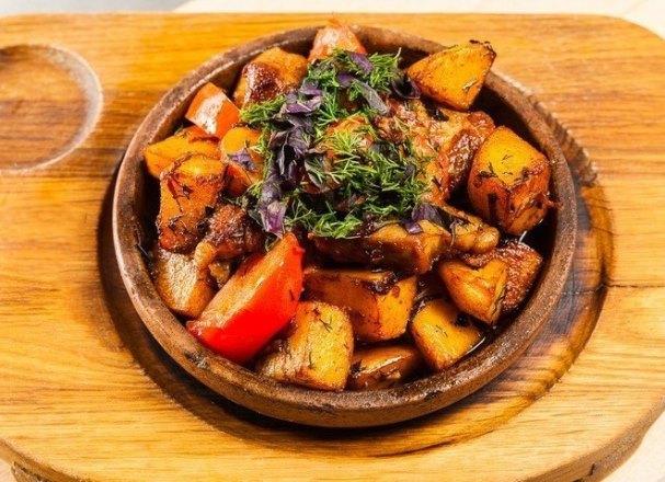 Оджахури – грузинское блюдо