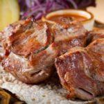 Армянский шашлык из свинины