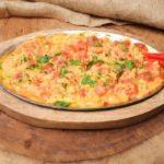 Яичница с помидорами по-армянски