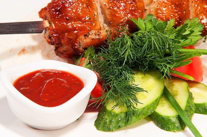 7 вкусных рецептов соуса для шашлыка