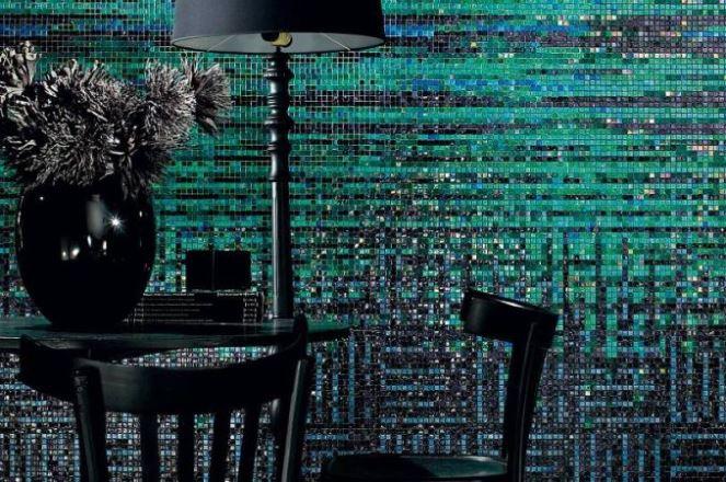 Панно из мозаики на кухню изготовление в студии Wizdecor