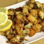 Картофель, жаренный со специями
