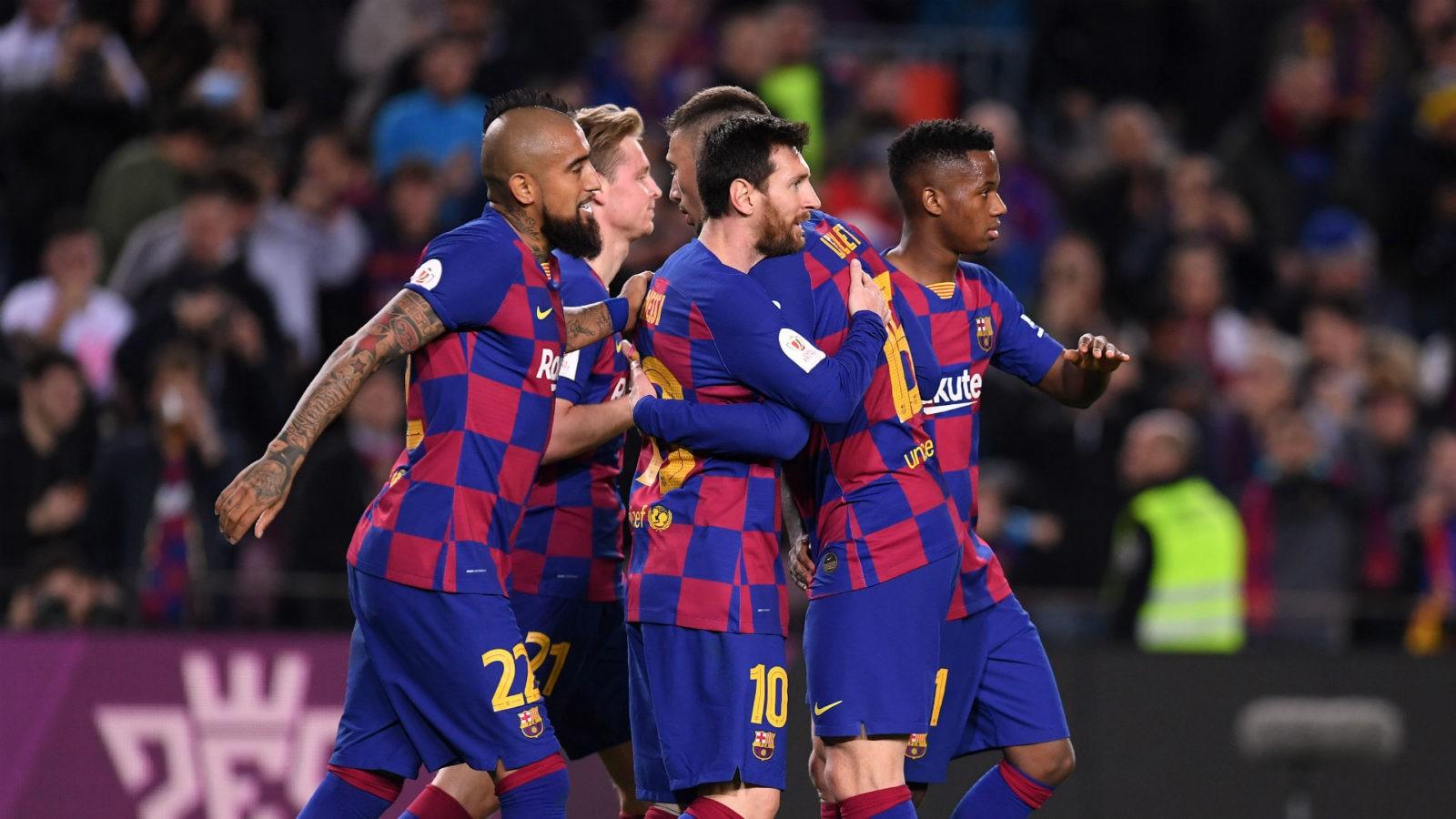 Messi Bites Back At Barcelona Director Over Valverde Sacking