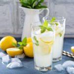 Рецепт домашнего лимонада из лимонов с мятой