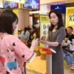 В Китае появилась сеть ресторанов, в которых взвешивают посетителей
