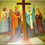 Один из важнейших православных праздников Воздвижение Креста Господня