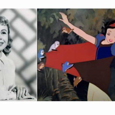 Умерла актриса, ставшая прообразом Белоснежки для американского мультфильма