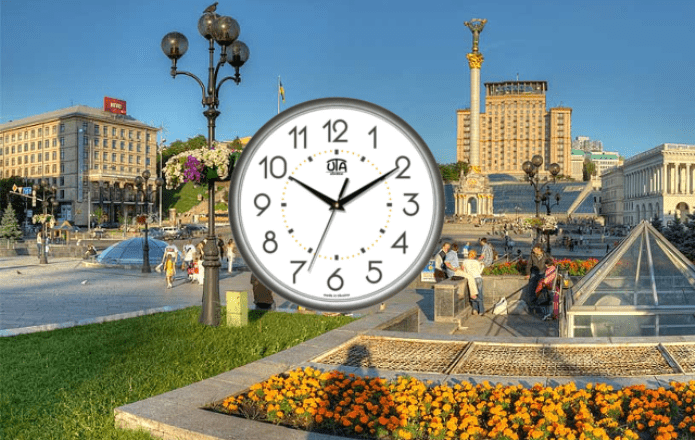 Как узнать точное время в городе Киев?