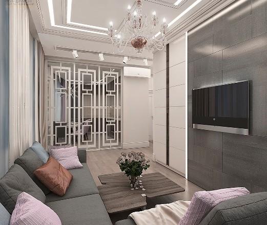 Оптимальные варианты ремонта двухкомнатной квартиры