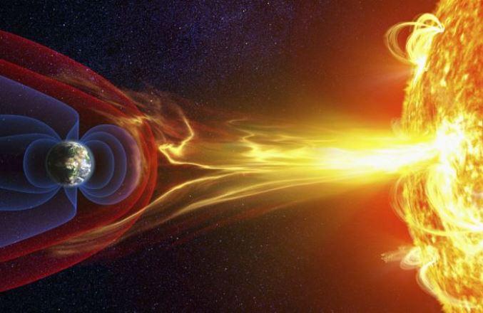 Магнитные бури и солнечная активность ожидаются в течение всего декабря 2020 года