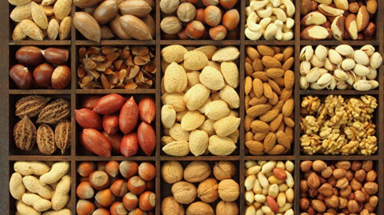 Орехи – спасение от сердечно-сосудистых недугов