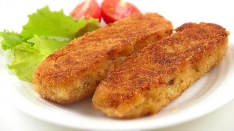 Рецепт картофельных палочек с сыром