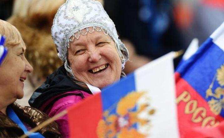 Россияне с оптимизмом смотрят в 2021 год