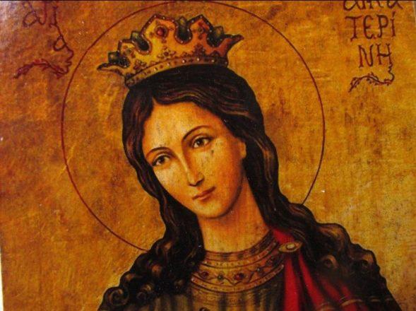 Церковный праздник в честь Екатерины Александрийской отмечают православные 7 декабря