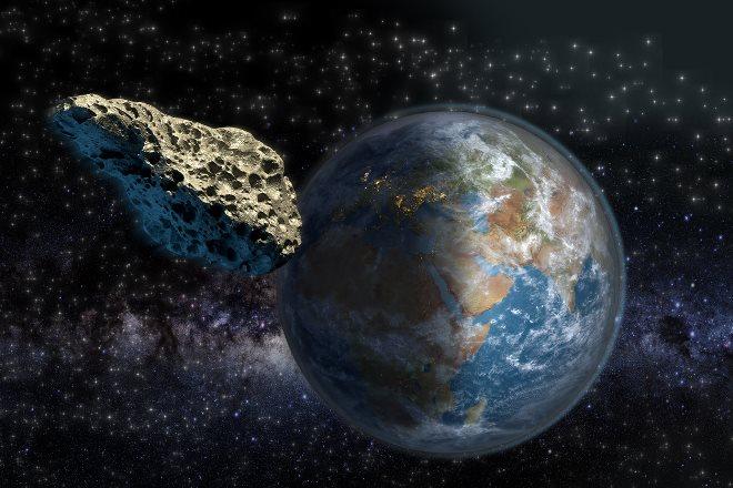 Рядом с Землей 14 января 2021 года пролетит опасный астероид