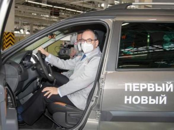 АвтоВАЗ начал выпуск обновленной модели Lada Largus