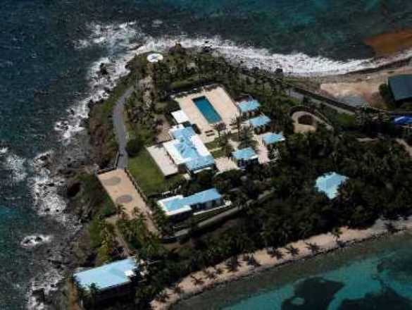 Два острова Эпштейна продадут для выплат его жертвам