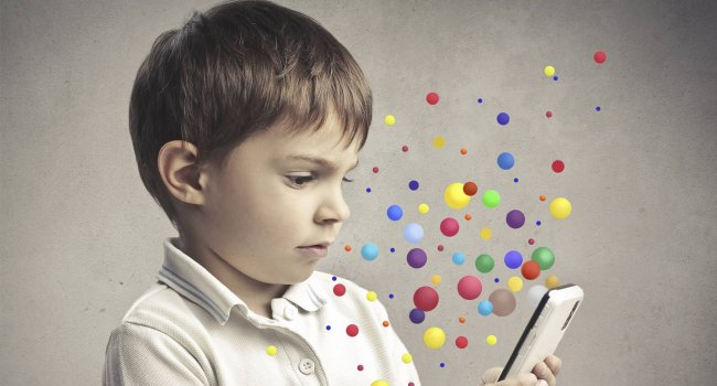 Частое использование мобильных устройств может повлиять на устройство мозга детей – исследование