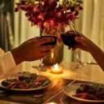 Ужин в китайском стиле на 8 марта