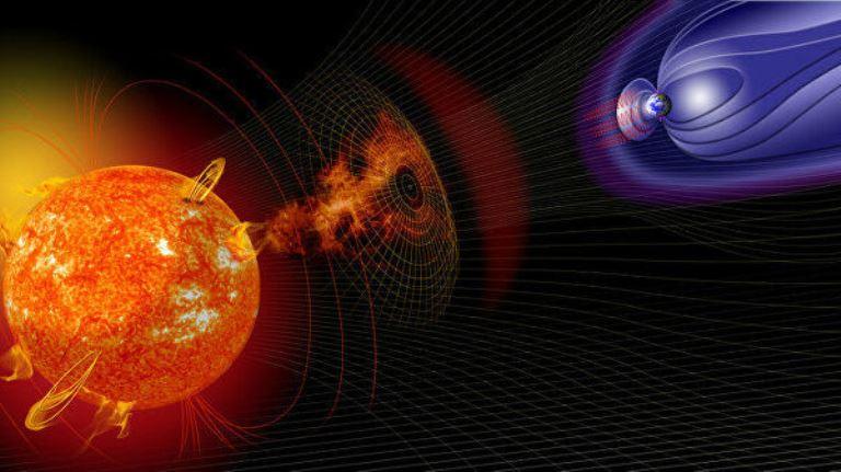 В плане магнитных бурь весь март 2021 года будет неспокойным