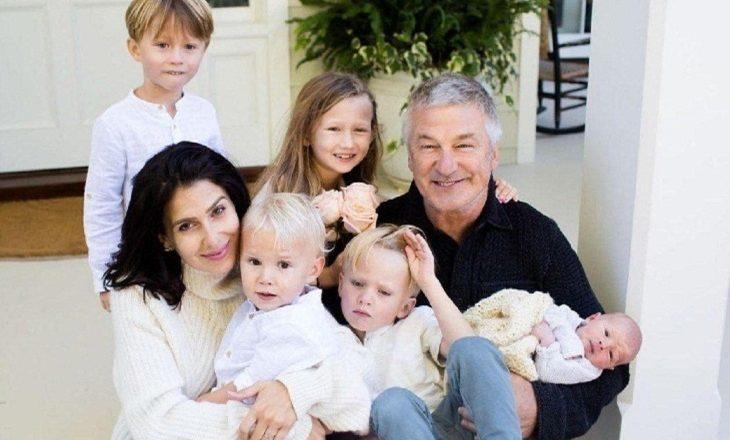 Жена Алека Болдуина раскрыла тайну рождения их шестого ребенка