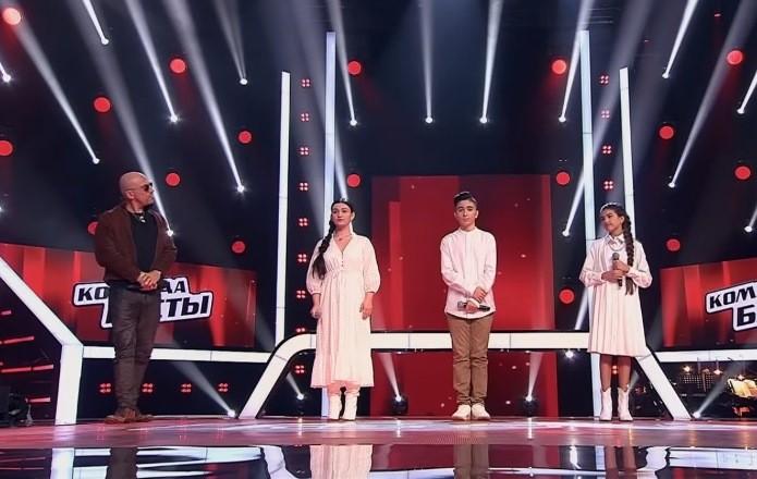 Жюри определило первых финалистов 8-го сезона «Голос.Дети»