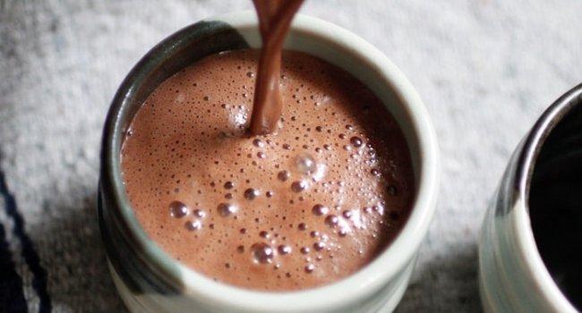 Почему при стрессе полезно пить какао?