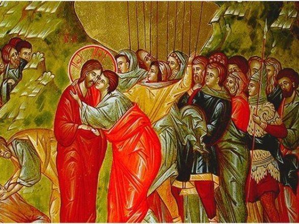 Начало и конец православной Страстной недели перед Пасхой в России в 2021 году