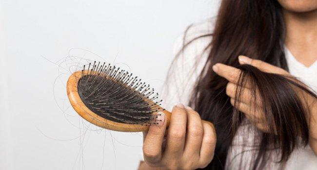 Какое питание может помочь предотвратить выпадение волос?