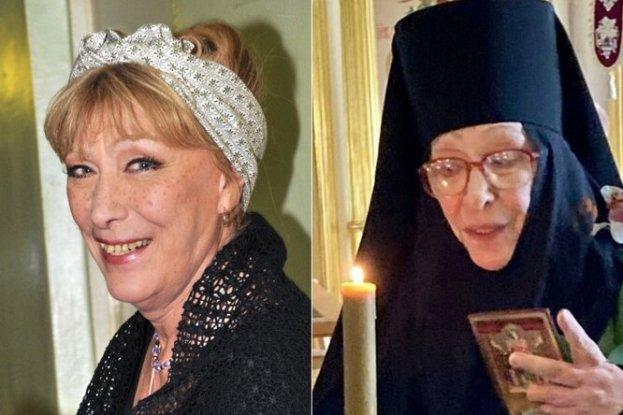 Актриса Екатерина Васильева стала монахиней