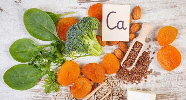 В каких продуктах больше всего кальция?
