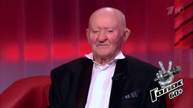 97-летний победитель шоу «Голос 60+» Серебряков боится не дождаться положенной ему квартиры