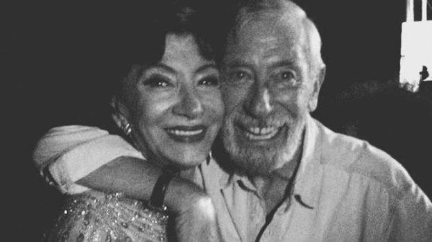 Умерла жена Вахтанга Кикабидзе