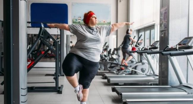 Почему людям с ожирением так важно заниматься спортом?