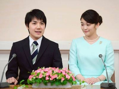 Японская принцесса Мако вышла замуж